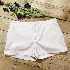 Hurley Women's White Shorts